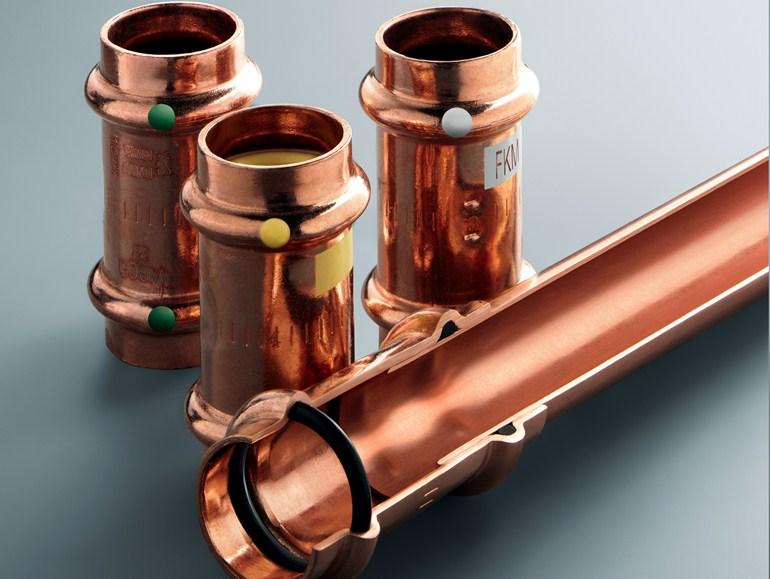 Impianto Idraulico Bagno Multistrato.Differenza Fra Impianti In Tubazione Rame Multistrato Ed